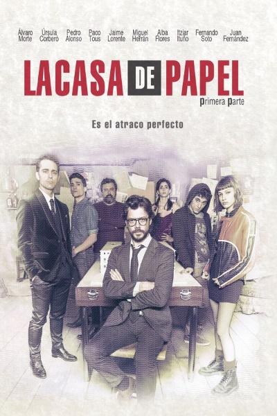 La casa de papel season 2 english subtitles